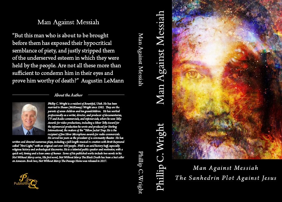Man Against Messiah Book Cover