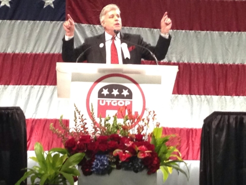 Speaking to my fellow Republicans about our Platform and principles I hold so dear is one of my favorite things.